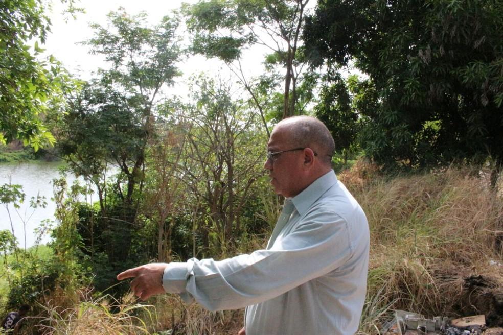 Delegado Barêtta, da delegacia de Homicídios, assumirá a investigação do caso (Foto: Junior Feitosa/ G1)