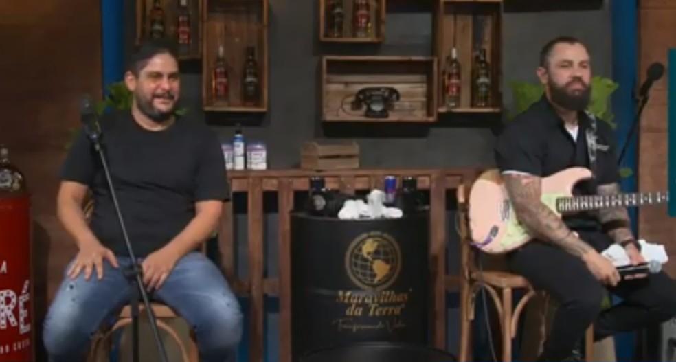Jorge e Mateus — Foto: Reprodução/YouTube