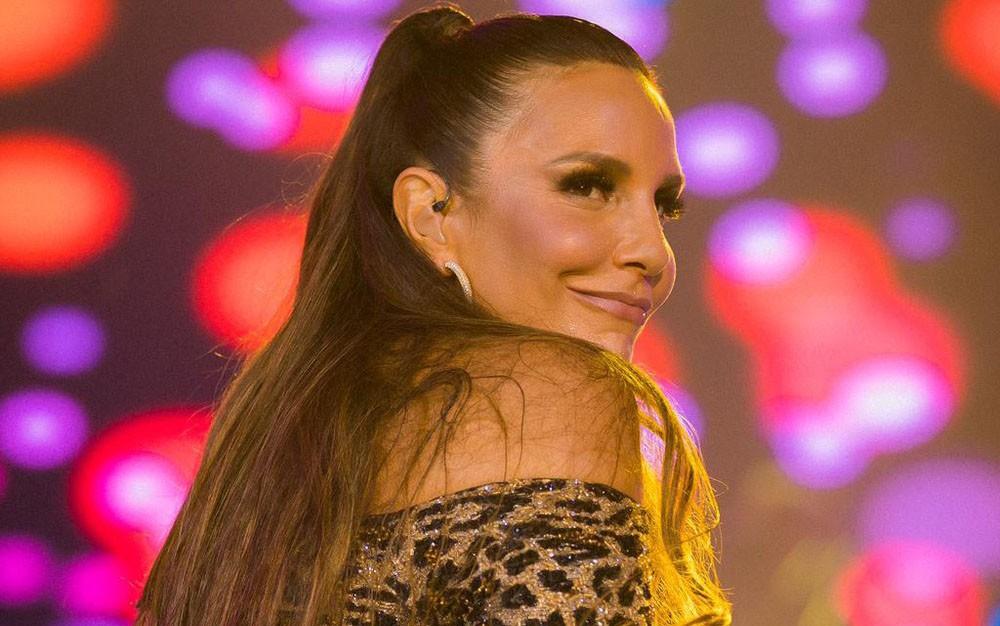 Ivete Sangalo anuncia retorno aos palcos com show em outubro na Bahia
