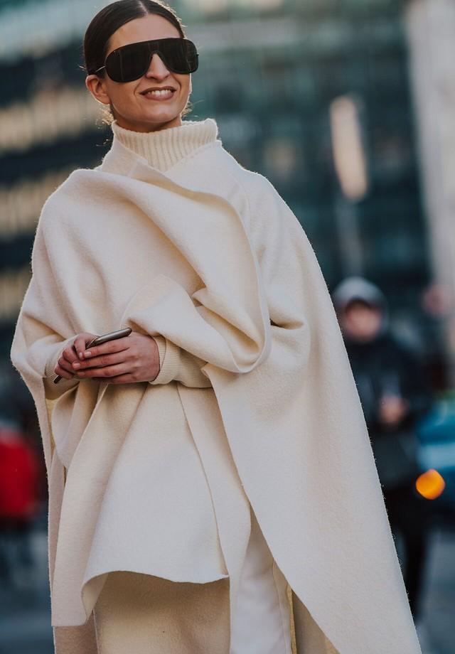 Street style - semana de moda de Copenhagen (Foto: Soren Jepesen)