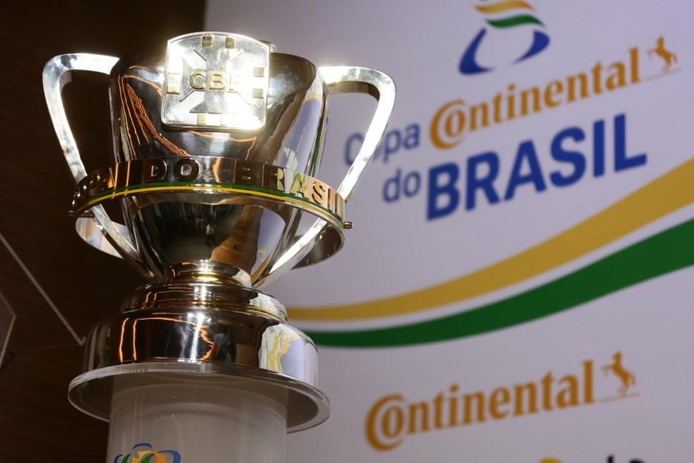 Resultado de imagem para sorteio da copa do brasil 2020