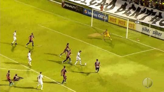 Veja os gols de ABC 1 x 1 Força e Luz