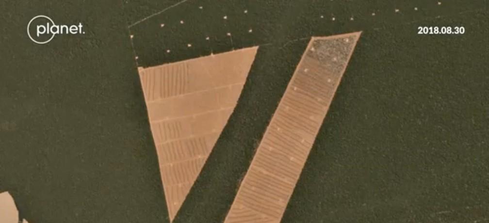 Governo de MT anuncia sistema que detecta desmatamento em tempo real — Foto: TV Centro América