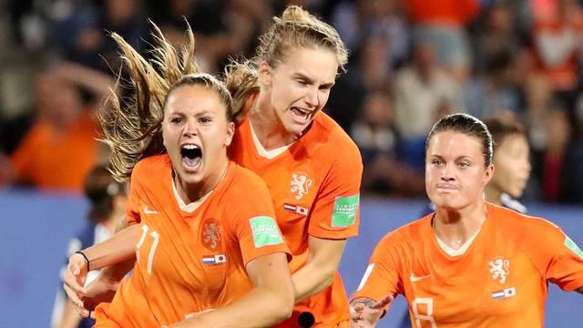 Martens Copa Feminina Holanda  x Japão