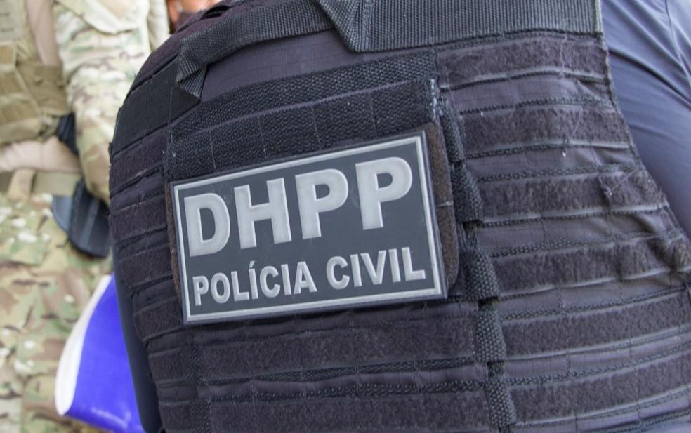 DHPP Salvador — Foto: Divulgação / Polícia Civil
