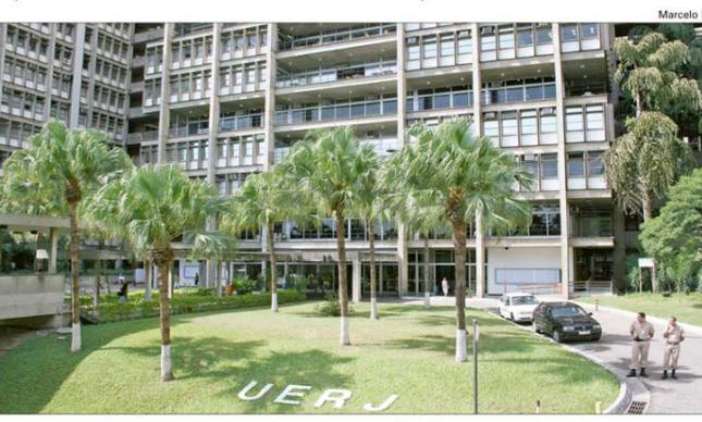 Universidade do Estado do Rio de Janeiro (Uerj) (Foto: Divulgação)