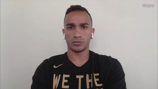 Danilo vira página da Copa e foca na fisioterapia para voltar aos treinos no City