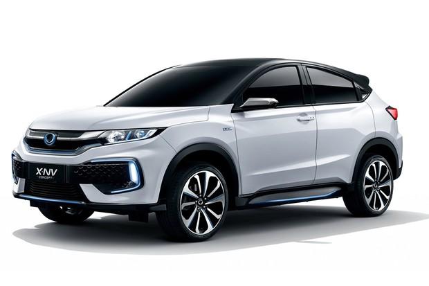 Honda XN-V (Foto: Divulgação)