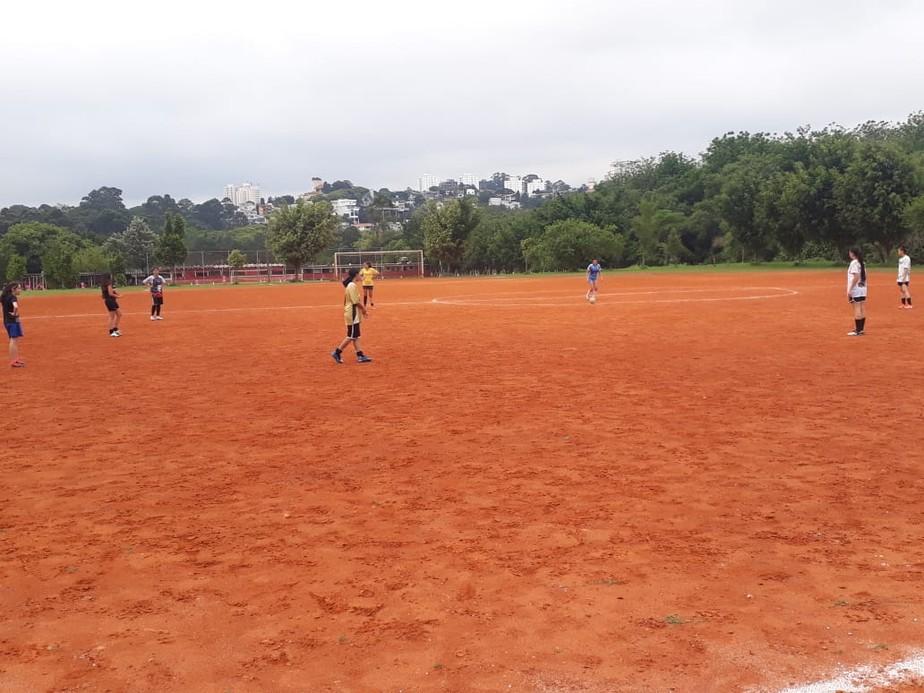 Maior Festival De Varzea Feminino Do Pais Espera Mil Mulheres Em Campo Em Sao Paulo No Feriado Futebol Ge