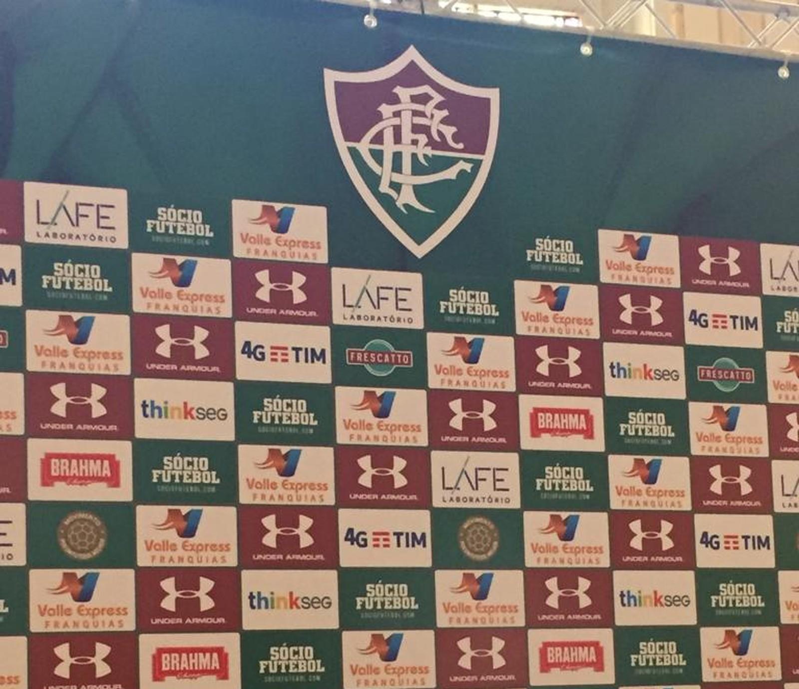 95ea4641b500e O Fluminense anunciou nesta sexta-feira seu novo patrocinador master.  Trata-se da empresa Valle Express