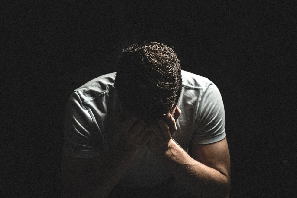 Taxa de suicídios é maior entre homens, diz OMS. — Foto: Pixabay