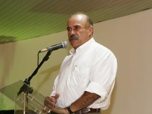 Deputado deve retornar a São Paulo para início de tratamento na próxima semana. (Foto: Edson Rodrigues / Secom-MT)