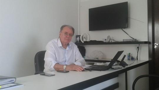 VALDIR KURTZ PRESIDENTE DO VILHENENSE  (Foto: ARQUIVO PESSOAL)