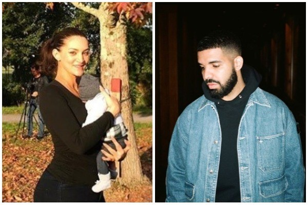 Sophie Brussaux e Drake (Foto: Instagram)