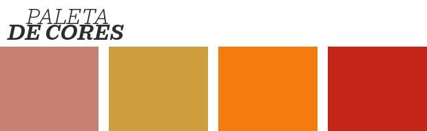 Décor do dia: Sala de estar lúdica com cores ousadas (Foto: Reprodução)