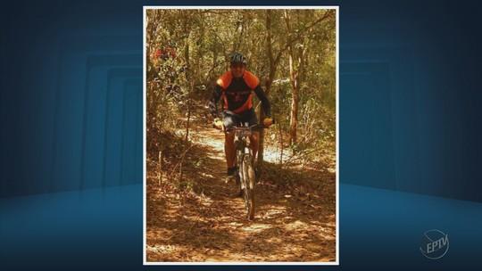 Foto tirada durante 'trilhão' mostra ciclista de 25 anos antes de morrer em MG