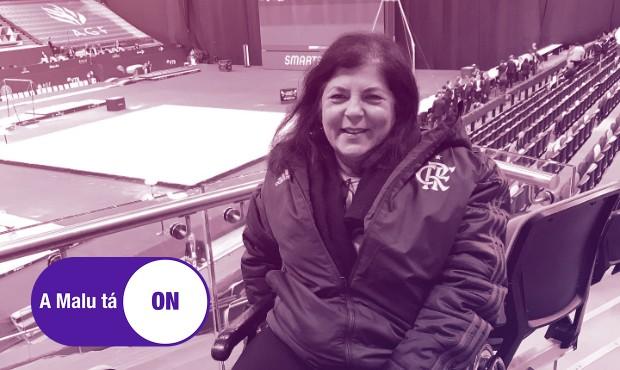 A coordenadora técnica de ginástica olímpica do Flamengo, Georgette Vidor, formou uma geração de talentos que levou ao ouro de Rebeca Andrade em Tóquio