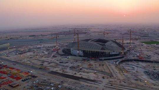Quatro anos para a bola rolar: Catar faz contagem regressiva de olho na Copa de 2022