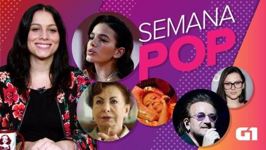 Semana Pop: Voz do Rock, Marquezine, Beatriz Segal, Beth Carvalho e May Medeiros