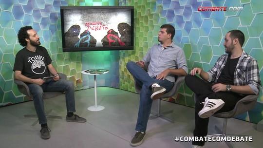 Combate.com Debate #23: futuro de GSP e do peso-médio, e resultados do UFC Fresno