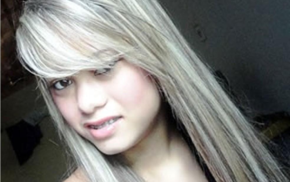Maiana Mariano mantinha um relacionamento com o empresário e foi assassinada em dezembro de 2011 (Foto: Arquivo pessoal)