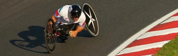 Amarradão paralimpíadas alessandro zanardi (Foto: Getty Images)