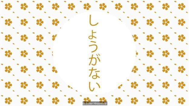 Traduzido literalmente como 'não existe meio ou método', shōganai é um lembrete de que às vezes temos que aceitar as coisas como elas são, nos permitindo deixar para trás sentimentos negativos (Foto: JAVIER HIRSCHFIELD via BBC)