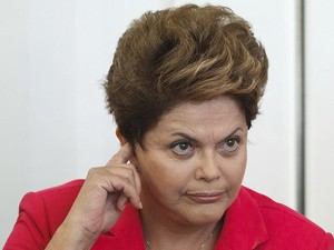 Dilma Rousseff (Foto: Getty Images)