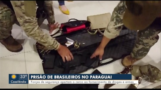 Forças de segurança apertam o cerco ao fornecimento de drogas e armas