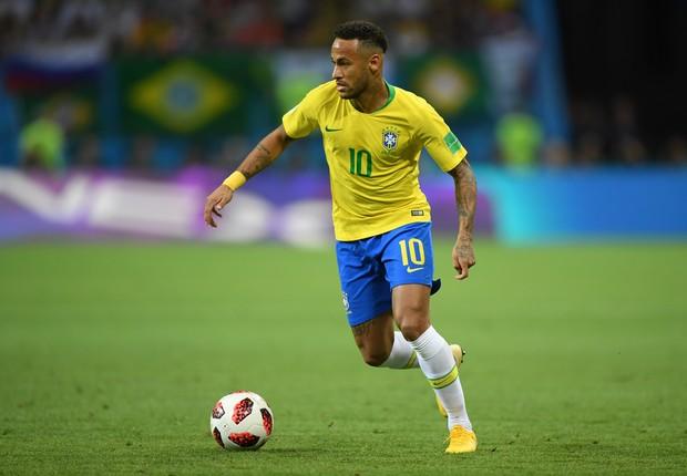 Neymar é uma das celebridades mais bem pagas de 2018, segundo a Forbes (Foto: Shaun Botterill/Getty Images)