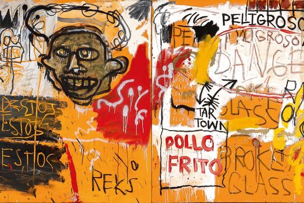 Jean-Michel Basquiat (Foto: Divulgação)