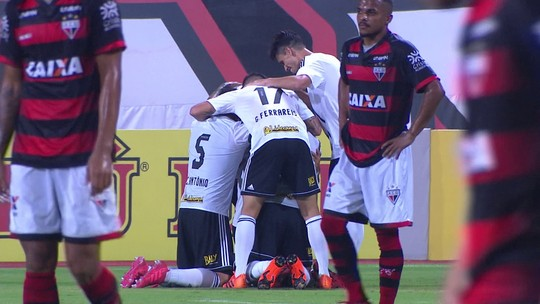 Os gols de Atlético-GO 3 x 4 Figueirense pela 10ª rodada da Série B do Brasileirão