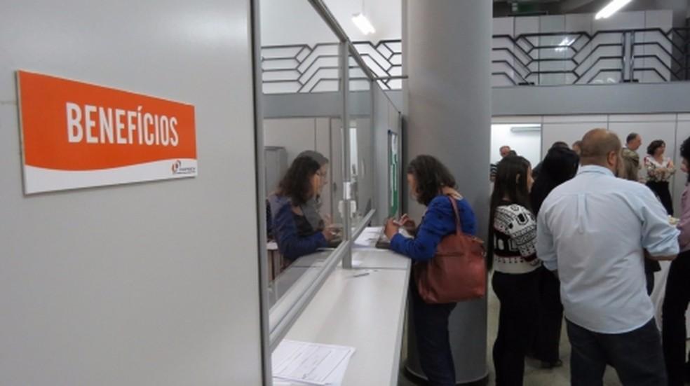 -  Para ter o pagamento liberado, os servidores precisam atualizar o cadastro no Diviprev  Foto: Ascom/Prefeitura de Divinópolis