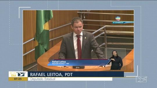 Líder do governo rebate críticas do deputado Wellington do Curso na Assembleia Legislativa