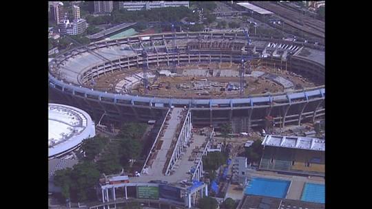 Construtoras vão responder por ilegalidades na reforma do Maracanã