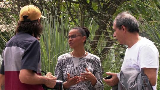Marina Silva anuncia programa para reduzir burocracia por meio da tecnologia