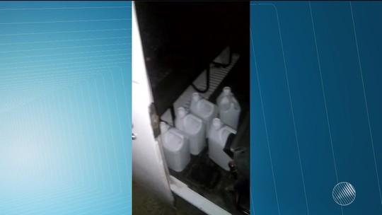 Moradores de cidade na Bahia sofrem com falta de água há mais de 60 dias