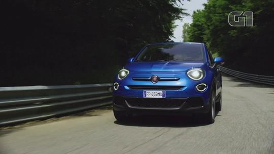 Fiat 500X: primeiras impressões