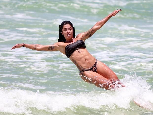 Aline Riscado (Foto: Dilson Silva/Agnews)