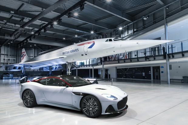 Aston Martin DBS Superleggera Concorde Edition (Foto:  Divulgação)