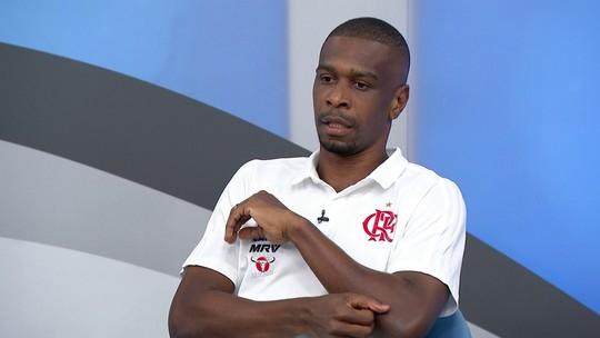 """Com """"cicatriz da eliminação aberta"""", Juan vê vaga na Libertadores como remédio"""