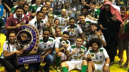 Foto: (Divulgação/Lagarto Futsal)