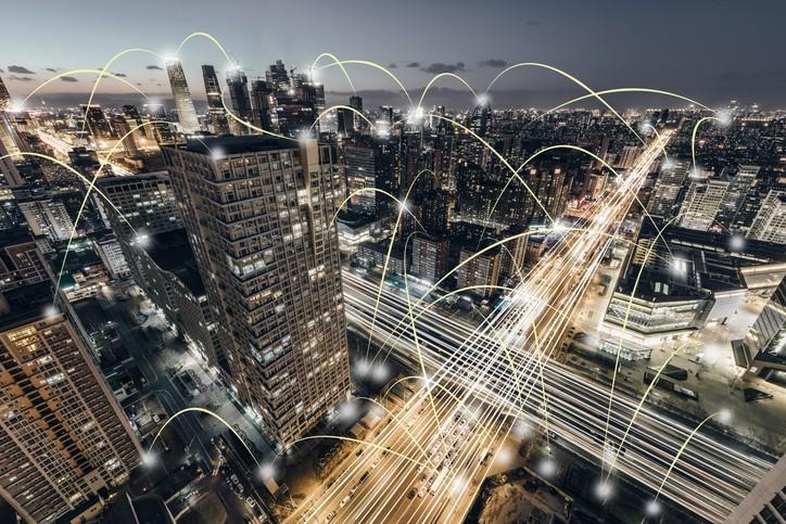 A IoT é fundamental quando pensamos em cidades inteligentes (Foto: Getty Images)