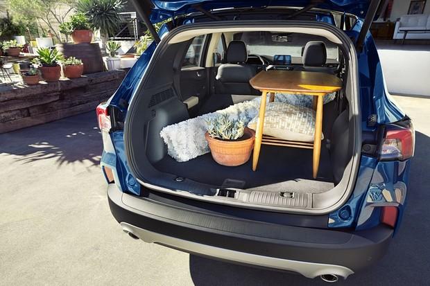 Novo Ford Escape (Foto: Divulgação)