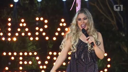 Guarapuava tem show de Naiara Azevedo, e Turvo recebe olimpíada rural