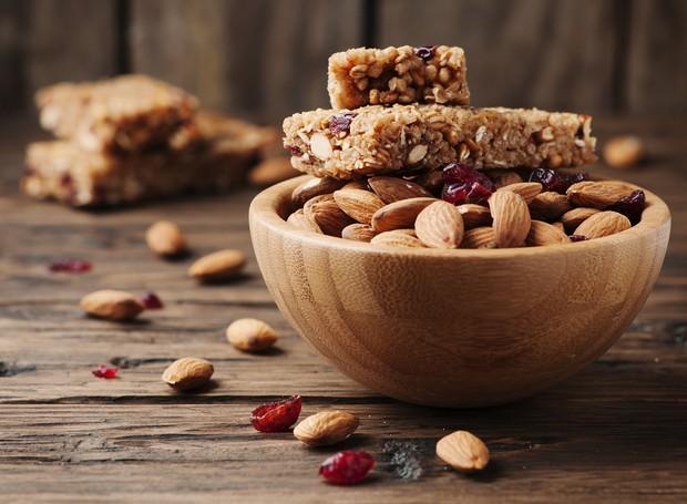 Barra de cereal (Foto: ThinkStockPhotos)