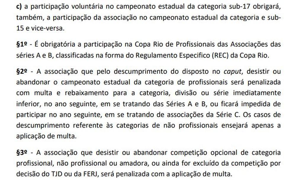 Fluminense e Botafogo decidem entrar na Justiça para não jogar Carioca 2