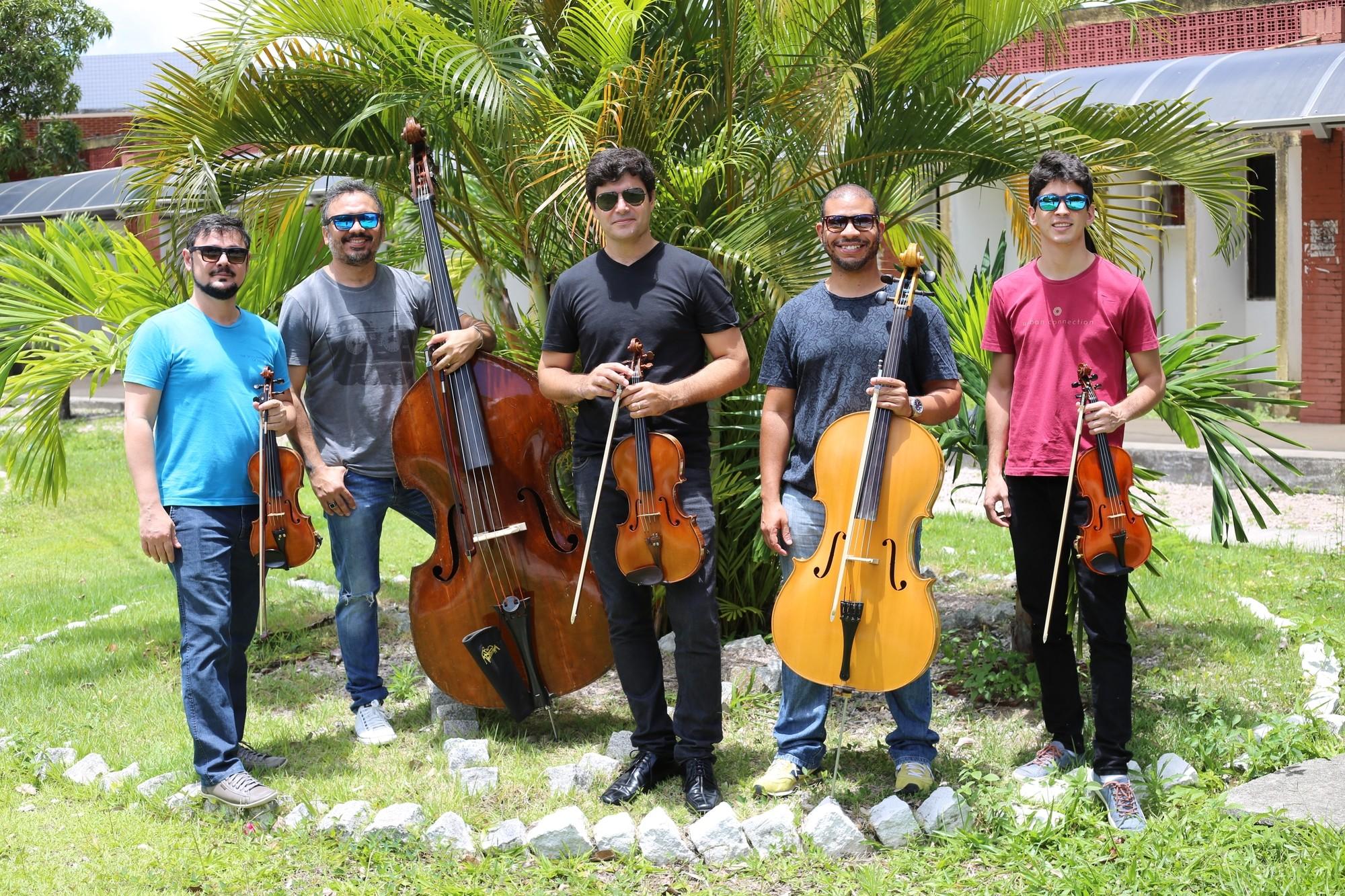 Projeto Quinteto Convida em Casa traz Toninho Ferragutti em live, nesta sexta-feira (7)