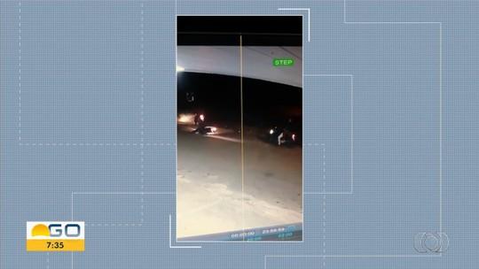 Sargento da Rotam é morto a tiros em Aparecida de Goiânia; vídeo mostra crime