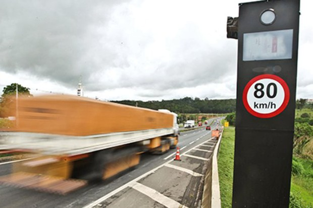 Radares estão na mira de Bolsonaro (Foto: Reprodução)